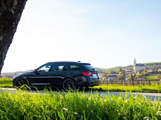 BMW F31 330dx BBS CI-R 8,5 und 9,5x19