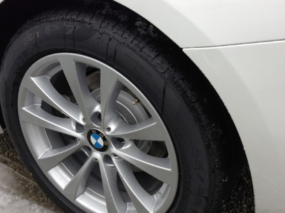 BMW F31 318d (F31 - Touring)