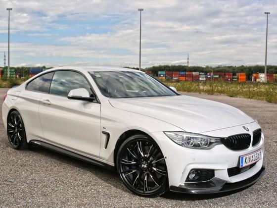 "Meine ""White Pearl"" - BMW F32 428i ///M-Performance"